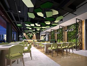 深圳九号码头主题餐厅设计,主题餐厅装修